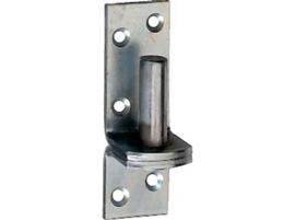 Verstelbaar poortframe (met slotkast)