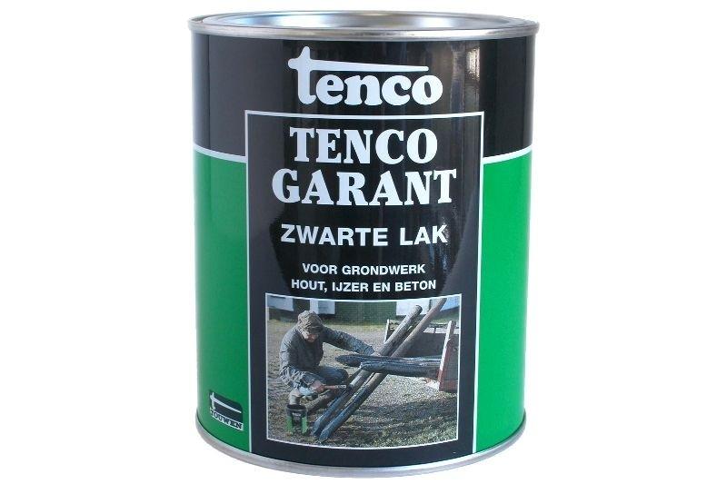 Tenco Garant teervrij zwart 1L