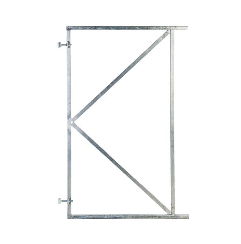 Verstelbaar poortframe ( hoog model)