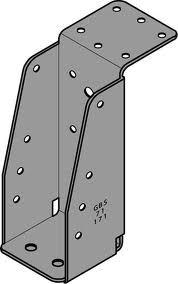Balkdrager 45x125 zwaar