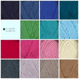 MRS KNITTING | beschikbare kleuren (Scheepjeswol)