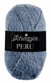 Mrs Knitting | ANNA gebreide omslagdoek (Scheepjeswol)