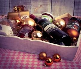 ..... Kerstpakket naar keuze.