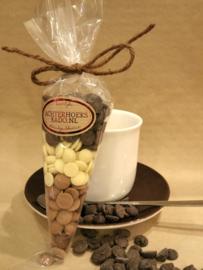 Homemade Chocolademelk