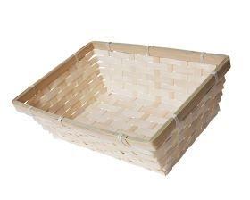 *Bamboe mandje  26x17,5
