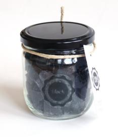 Pot met kleine zeepjes (Black)