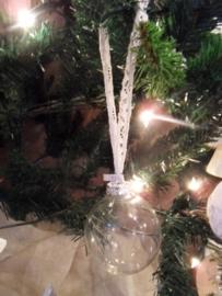 glazen kerstballen