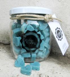 Pot met kleine zeepjes (Italian Spring)
