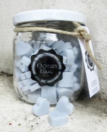 kleine handzeepjes Ocean Blue