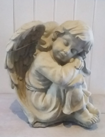 betonnen Engel VERKOCHT