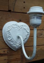 wandlampje hart van Clayre en Eef (nieuw)