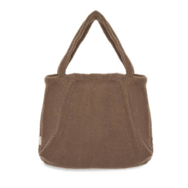 Studio Noos mom bag - Chunky teddy brown