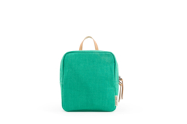 Monk & Anna Rugzak emerald green