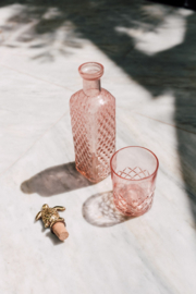A la collection bottle pink