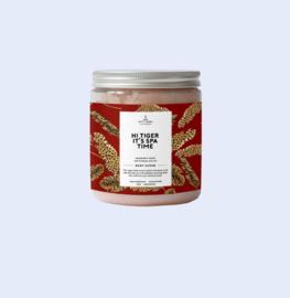 The gift label - Himalaya scrub - Mandarin musk - Hi Tiger