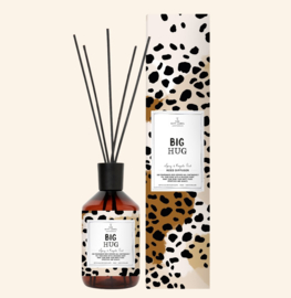 The gift label - geurstokjes - Spicy & royal oud - Big hug