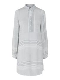 Mulani blouse dress stripes