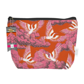 Toiletry bag boudoir