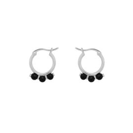 Anna Nina onyx Earring set