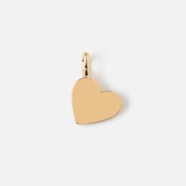 Orelia heart charm