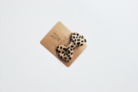 Oh little deer - Bobbi Cheetah brown clip