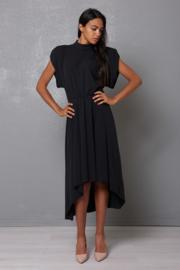Kikisix Abito dress zwart