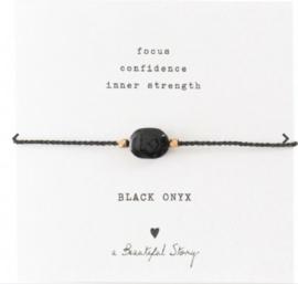 A beautiful story - Black Onyx