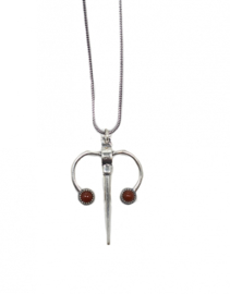 Moost wanted Stingray Necklace Silver