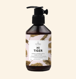 The gift label - Handlotion - Hi tiger