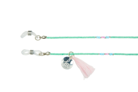 Suncord happy beads green / pink