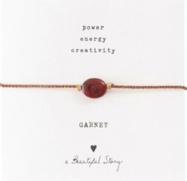 A beautiful story - Garnet