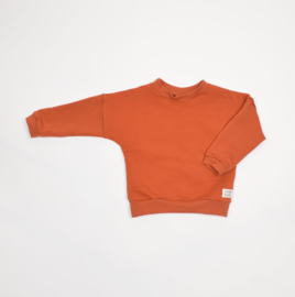 No labels kidswear sweater roest