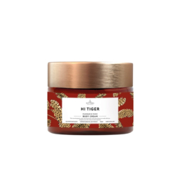 The gift label - body creme - Hi tiger its spa time