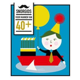 Snorgids voor manne van 40+