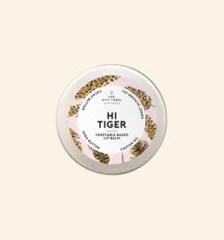 The gift label - Lipbalm - Hi tiger