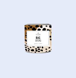 The gift label - geurkaars small - Jasmine vanilla - Big hug