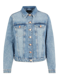 Pieces denim jacket