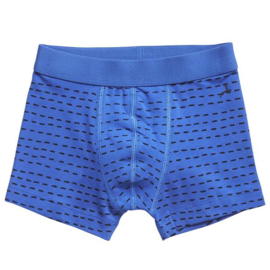 Ten cate | boys short lines blue