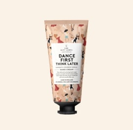 The gift label - Handcream tube - Kumquat & Vanilla - Dance first