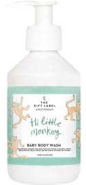 Baby Body Wash - Hi Little Monkey Groen