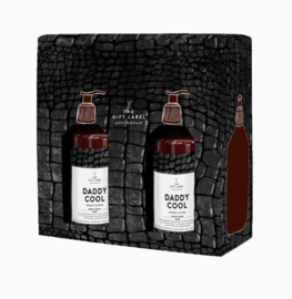 The gift label - Gift box fathersday - Daddy Cool