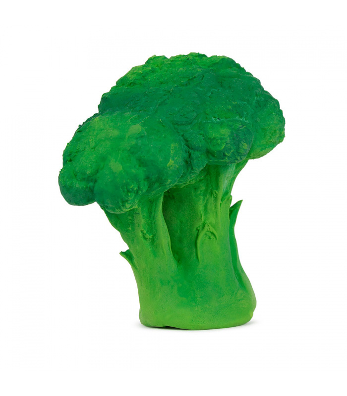 Oli and carol bijt en badspeeltje - Broccoli