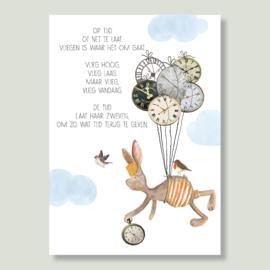 Gein Konijn 'Tijdballonnen'