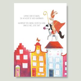 Gein Konijn 'Sinterklaas'
