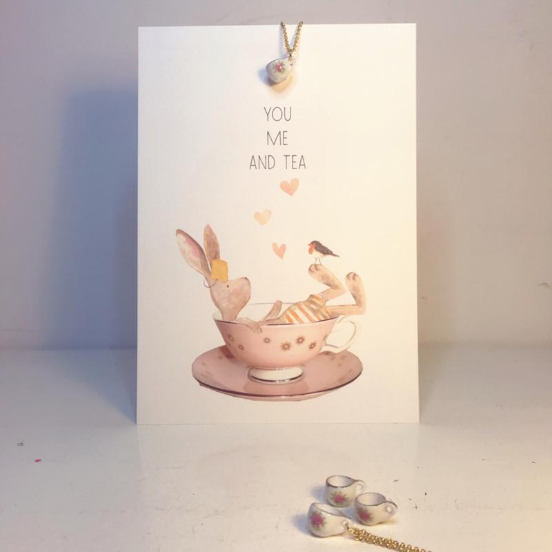 Gein Konijn 'Kopje - You me and tea'
