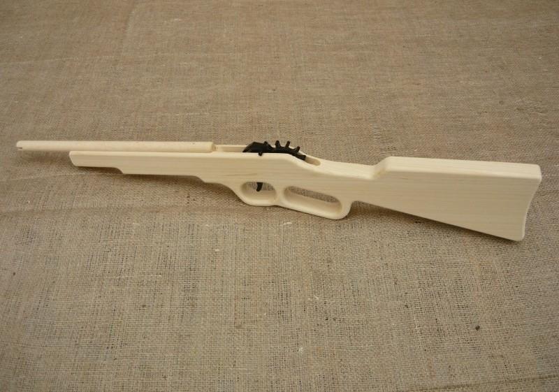 Carbine houten jachtgeweer