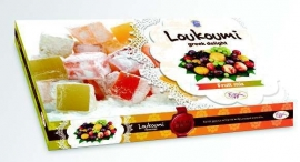 Loukoumia Fruit mix 300 gr.
