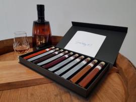 Griekse luxe Gift Box  - proeverij dranken - 10 tubes  18+