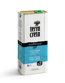 Traditionel extra vierge olijfolie 5 liter