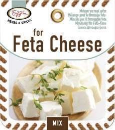 Kruidenmix voor Feta